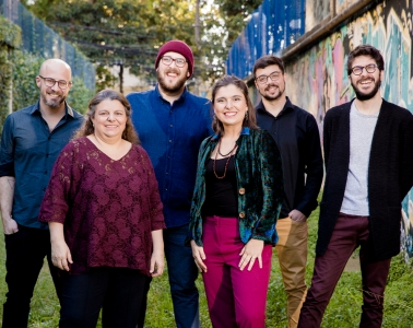 Dani Gurgel & Novos Compositores feat. DDG4, Debora Gurgel & Tó Brandileone